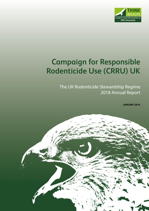 The UK Rodenticide Stewardship Regime 2018 Annual Report